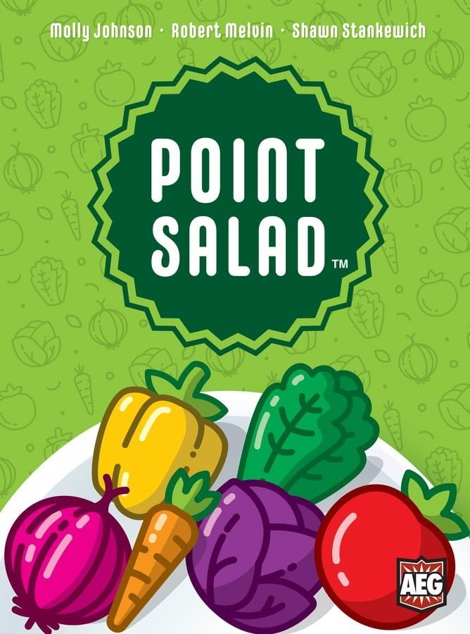Point Salad cover