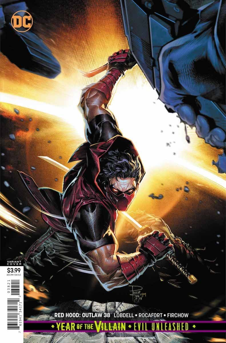 Red Hood Outlaw #38