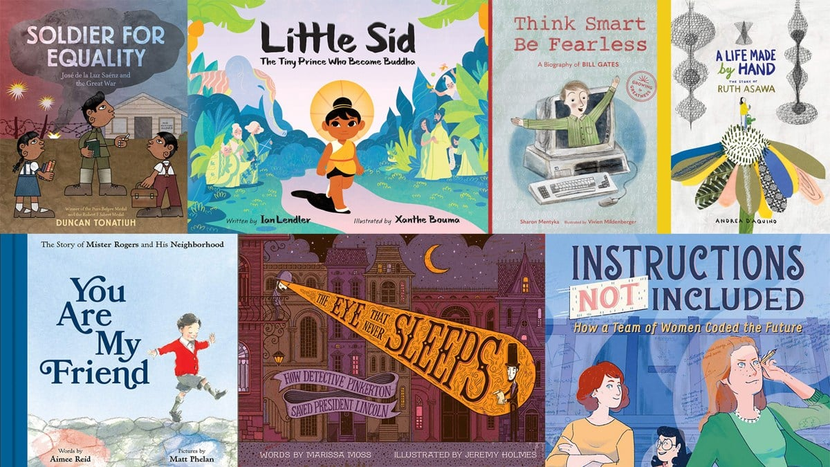Stack Overflow: Picture Book Biographies