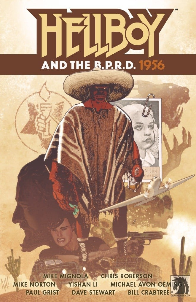 Hellboy and the B.P.R.D. 1956