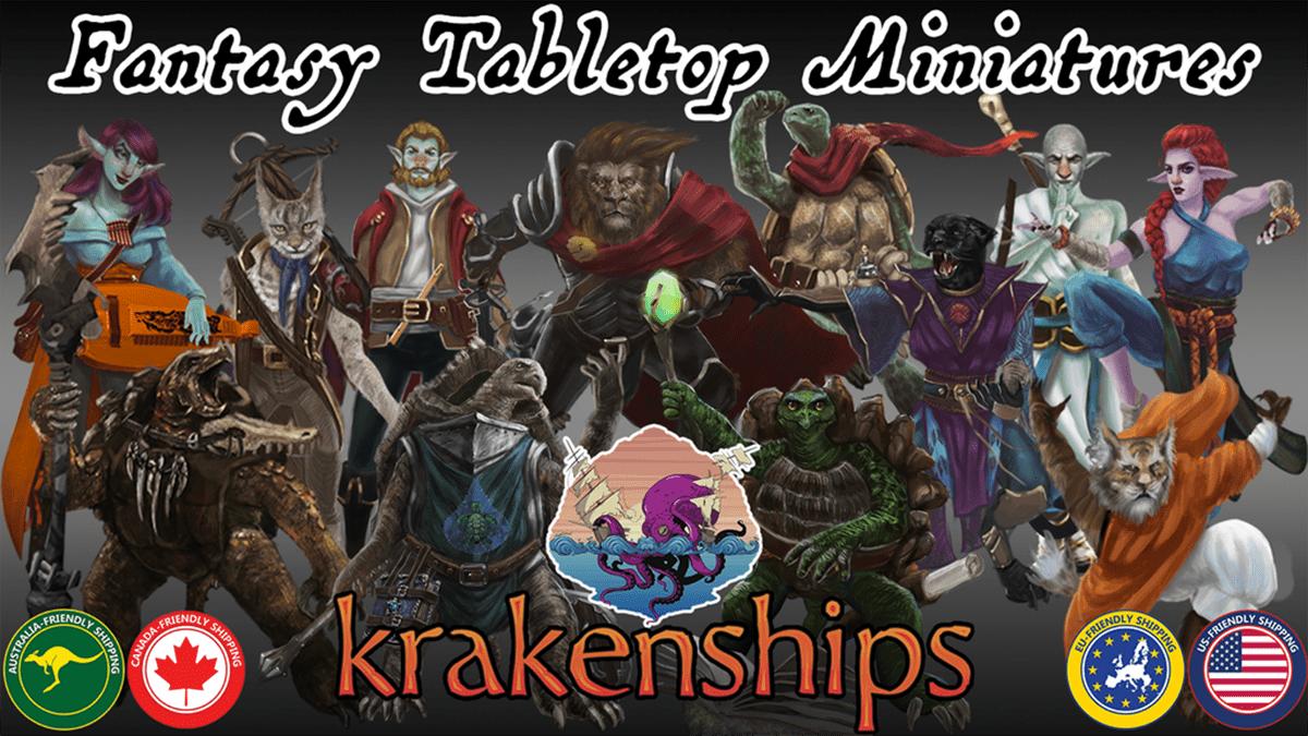 krakenships