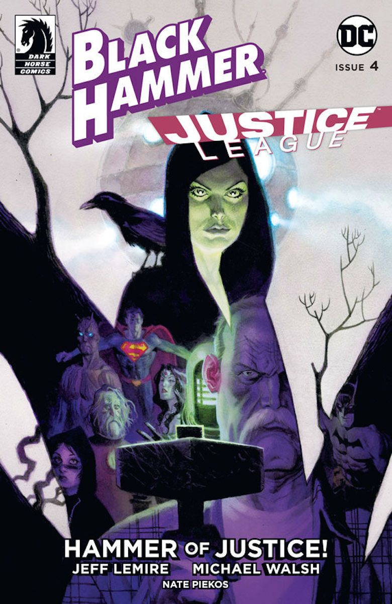 Black Hammer/Justice League Hammer of Justice