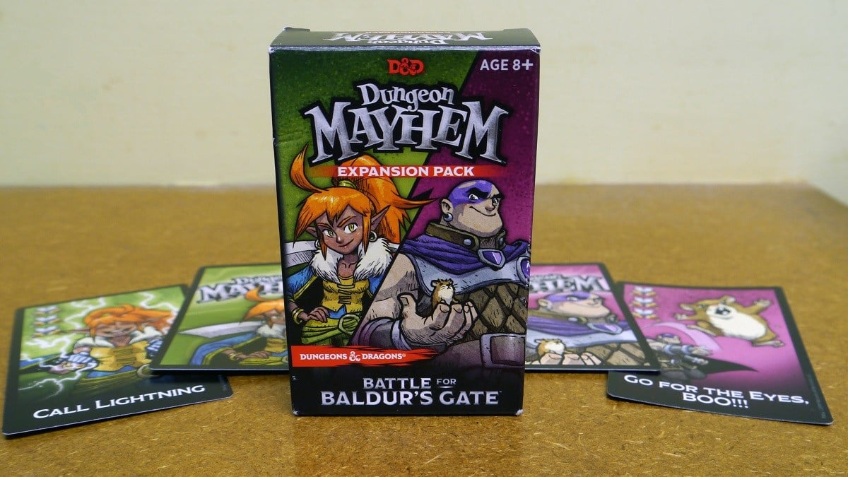 Dungeon Mayhem Baldur's Gate