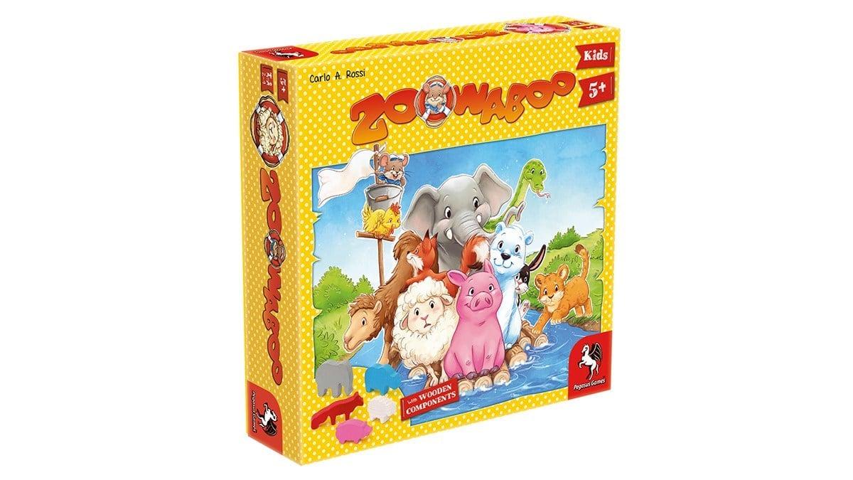 'Zoowaboo' box cover
