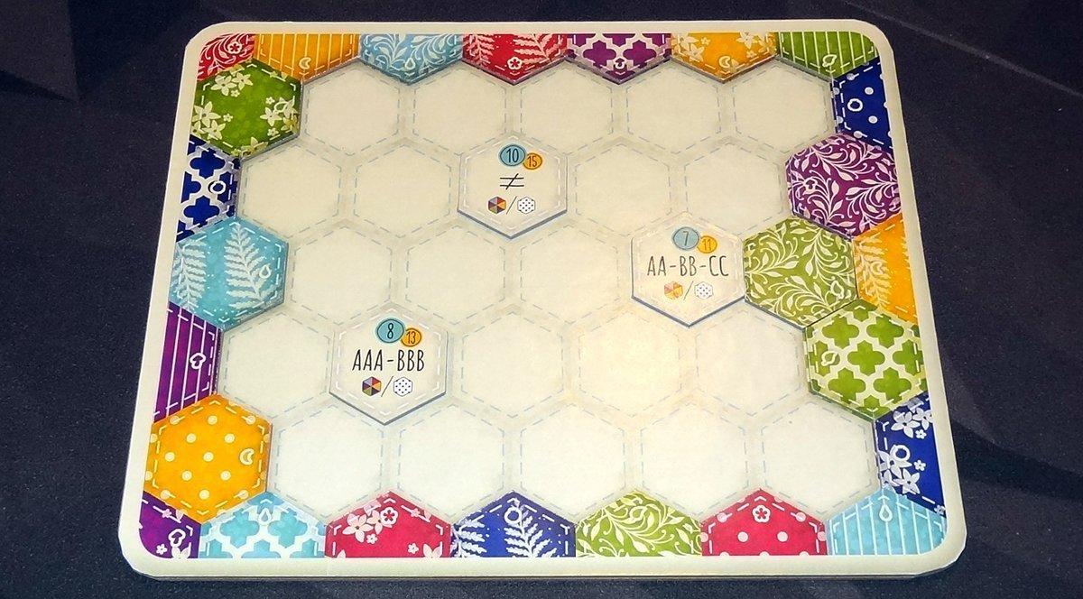 Calico player board