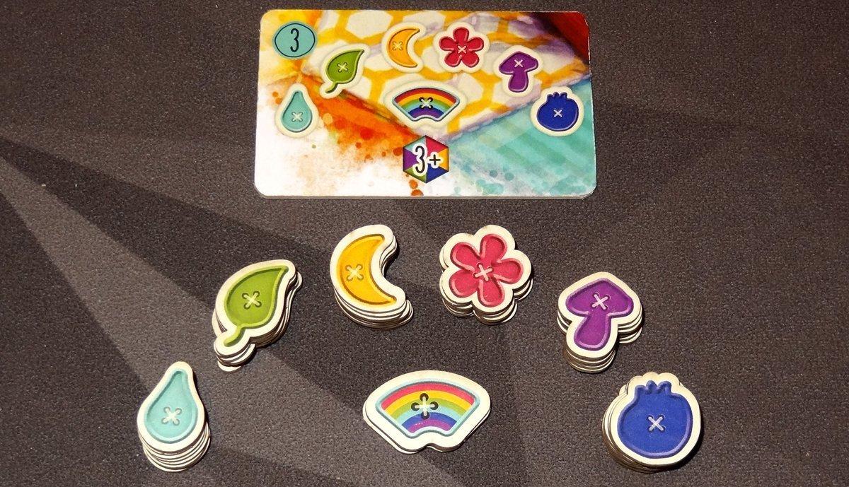 Calico button tokens