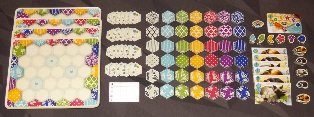 Calico components