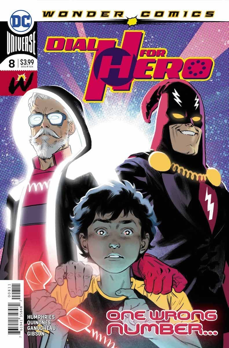 Dial H for Hero #8