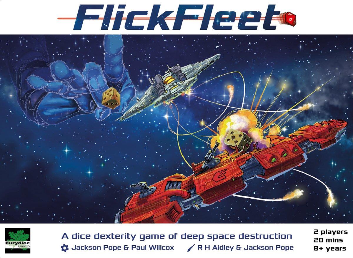 FlickFleet cover