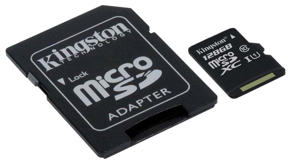 Geek Daily Deals 100319 128GB micro sd card
