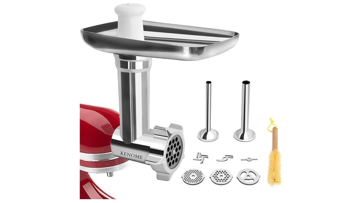 Geek Daily Deals 100519 meat grinder
