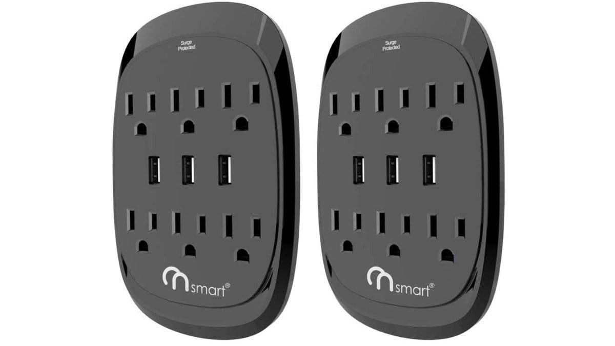 Geek Daily Deals 100619 surge protector outlet