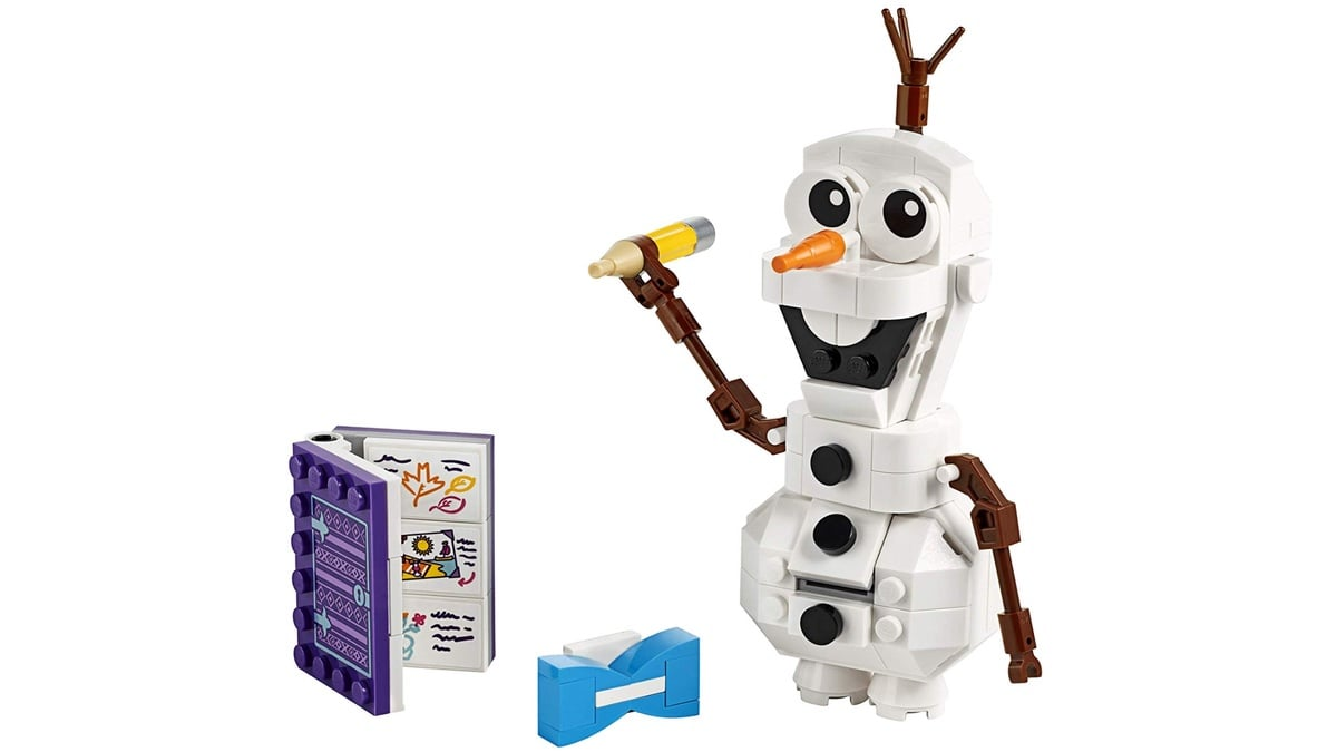 Geek Daily Deals 101819 lego olaf