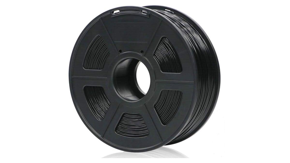 Geek Daily Deals 102519 black pla filament
