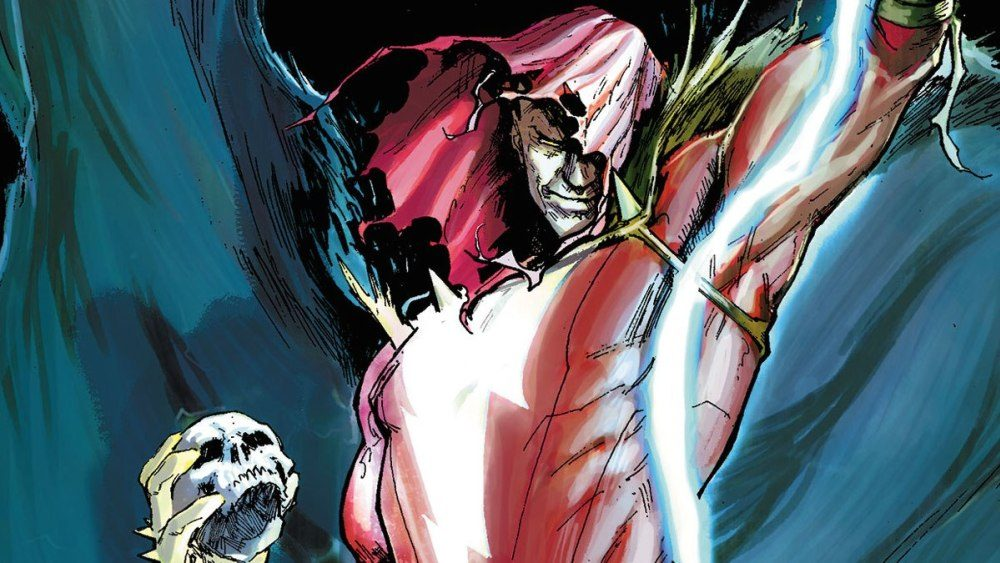 King Shazam #1 preview