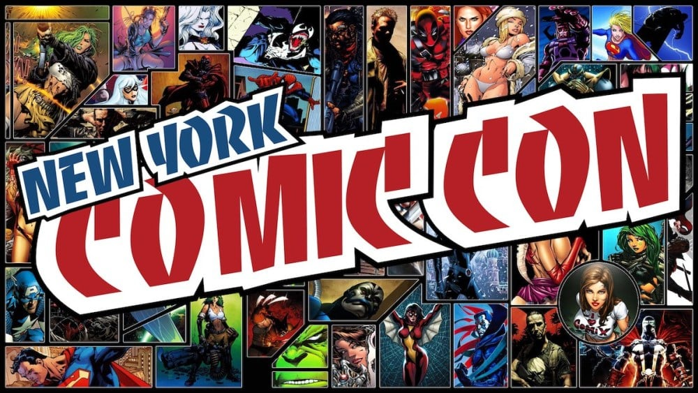 New York Comic Con coverage