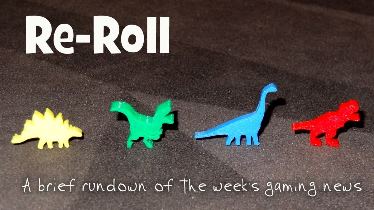 Re-Roll: Tiny Epic Dinosaurs