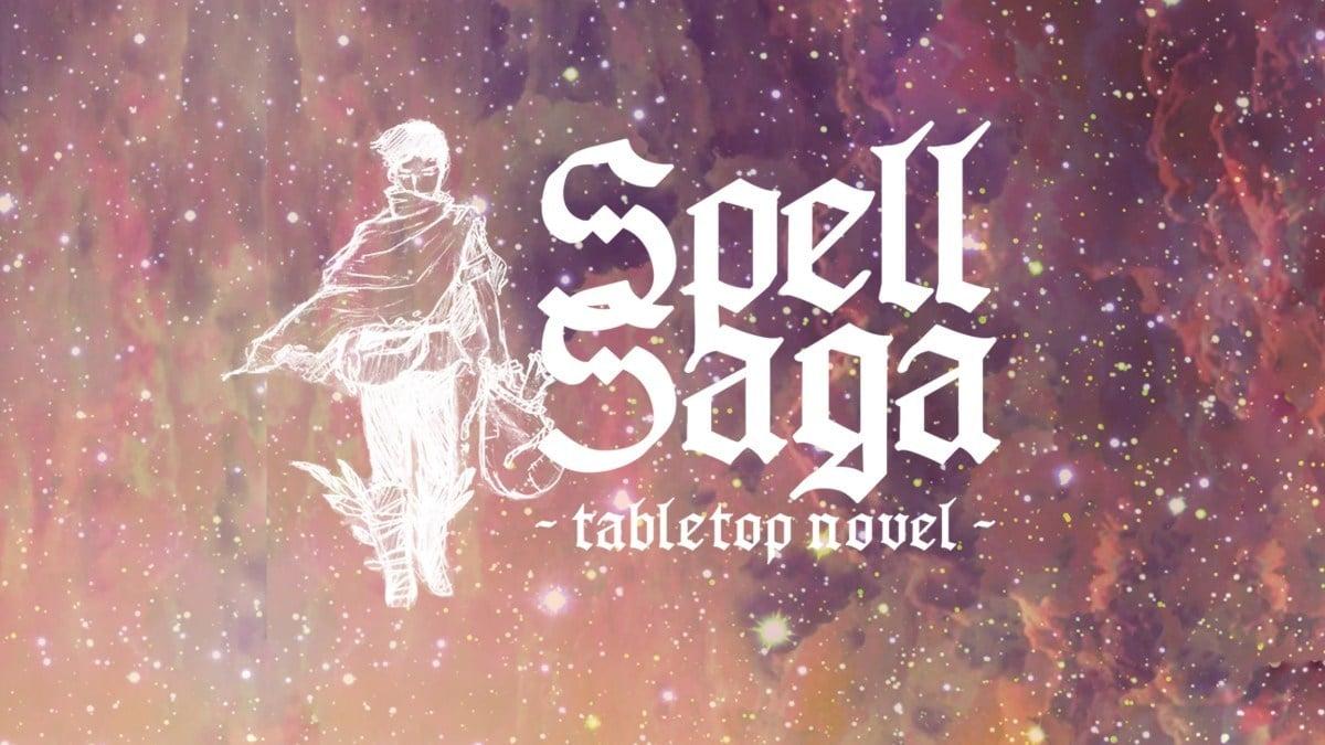Spell Saga logo
