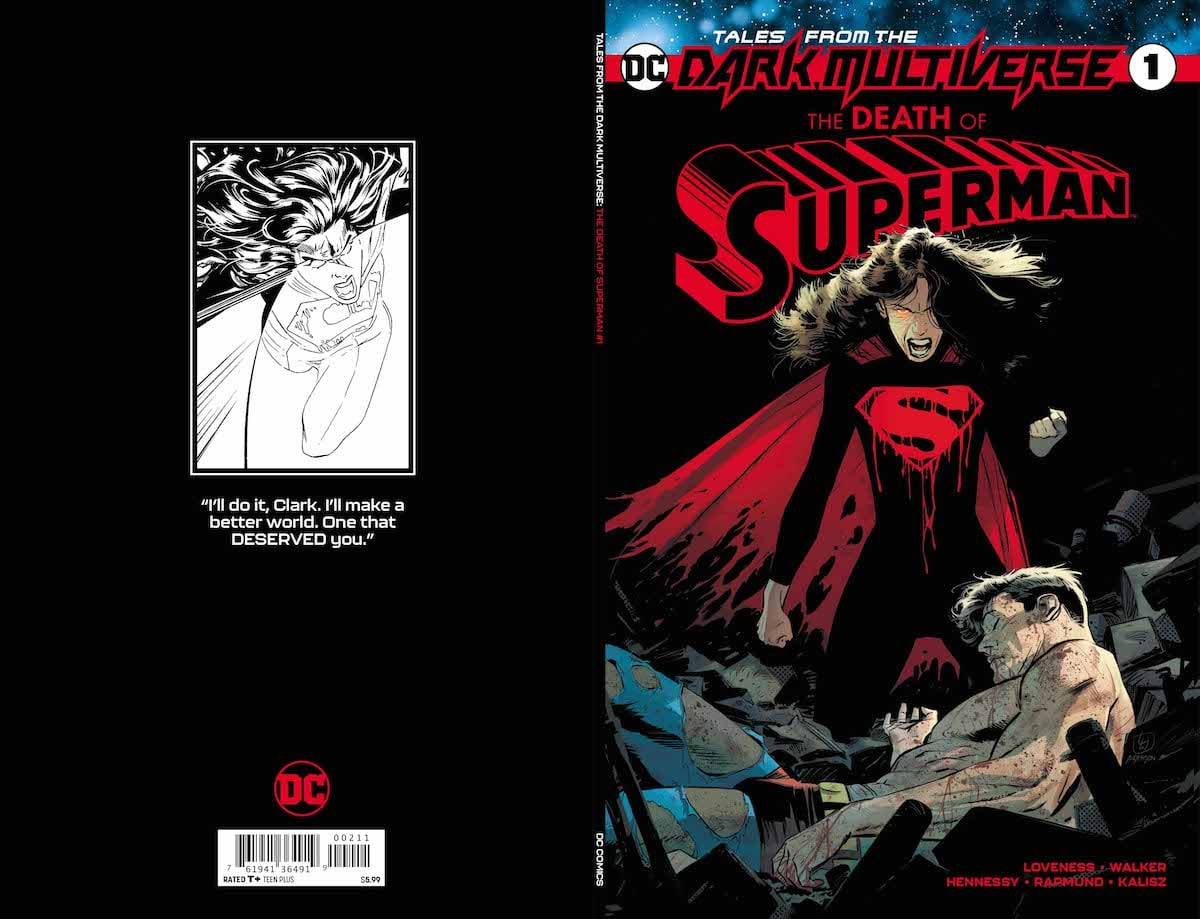 Dark Multiverse: The Death of Superman #1
