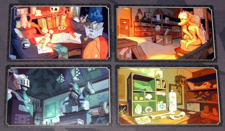 5-Minute Mystery scene cards