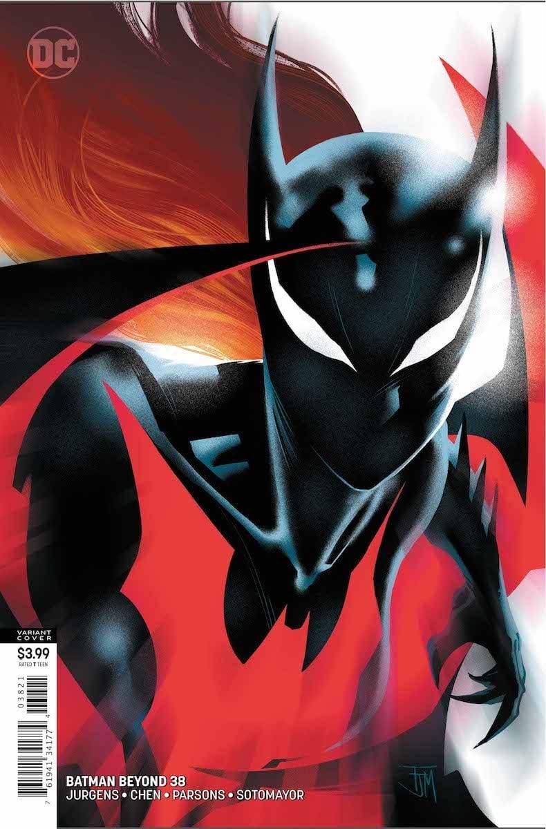 Batman Beyond #38