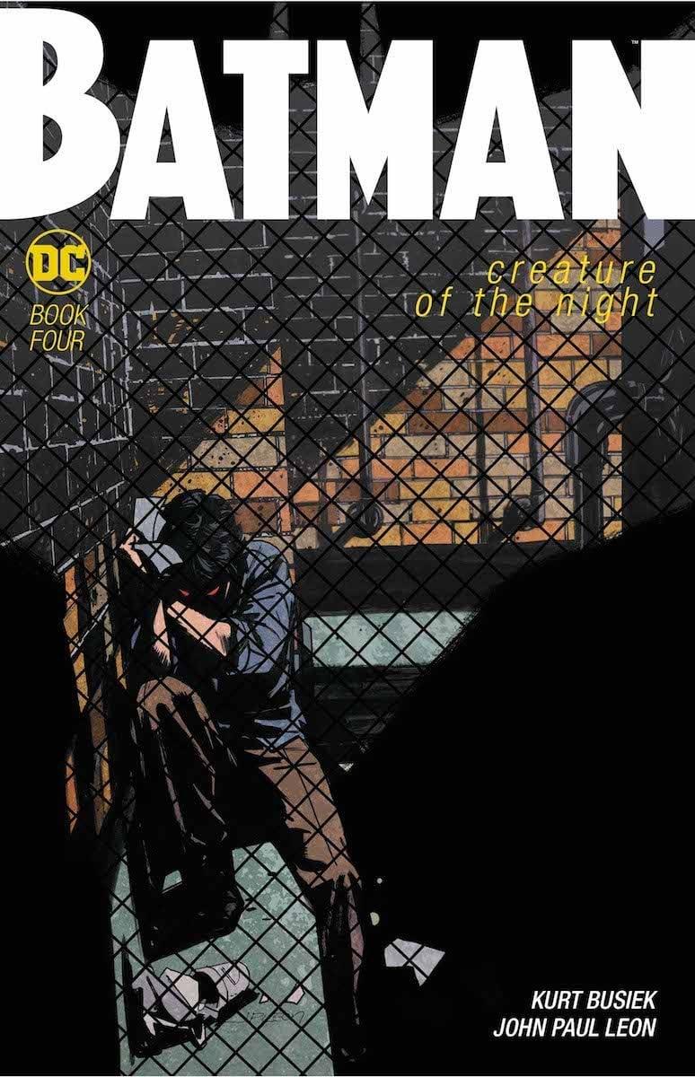 Batman: Creature of the Night #4