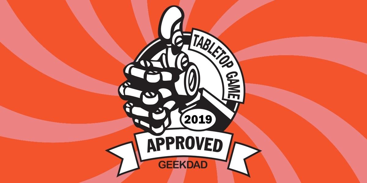 GeekDad Approved 2019