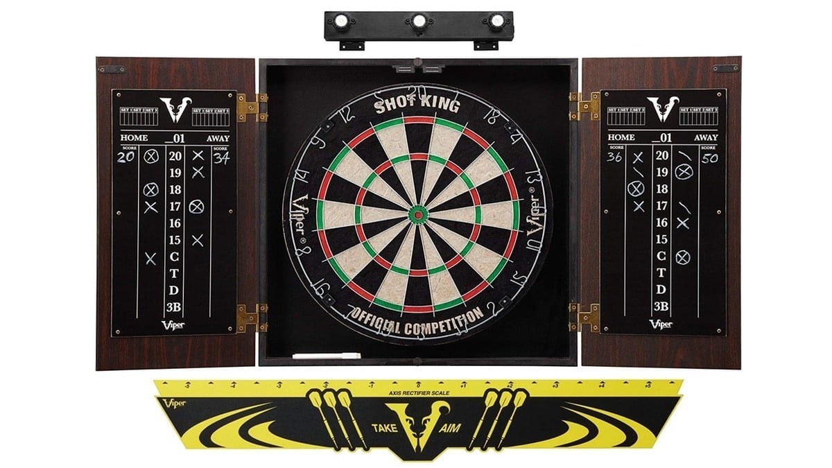 Geek Daily Deals 111119 dart board