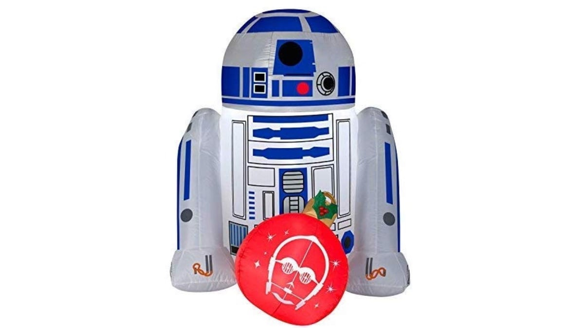 Geek Daily Deals 111619 inflatable r2d2