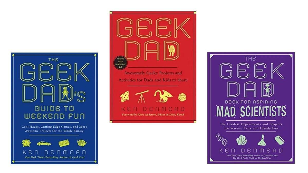 Geek Daily Deals 112319 geekdad books