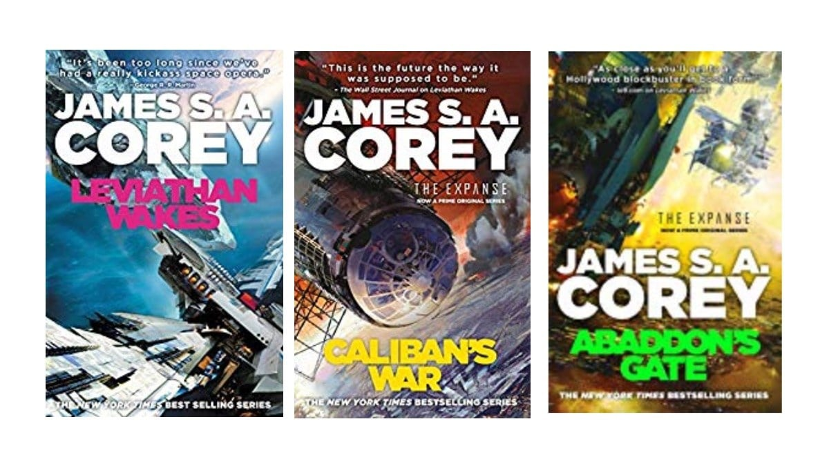 Geek Daily Deals 112419 expanse novels kindle