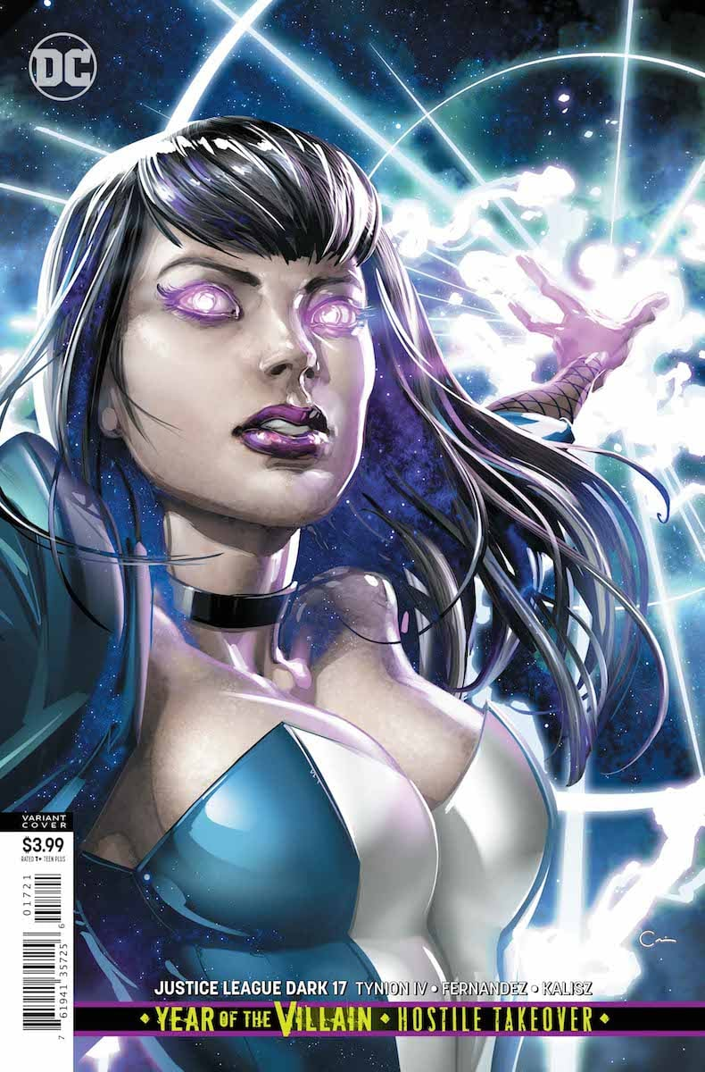 Justice League Dark #17