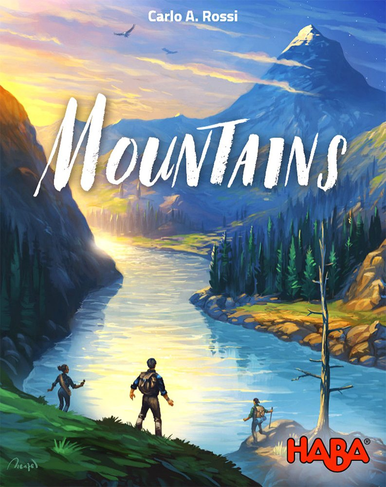 Mountains cover