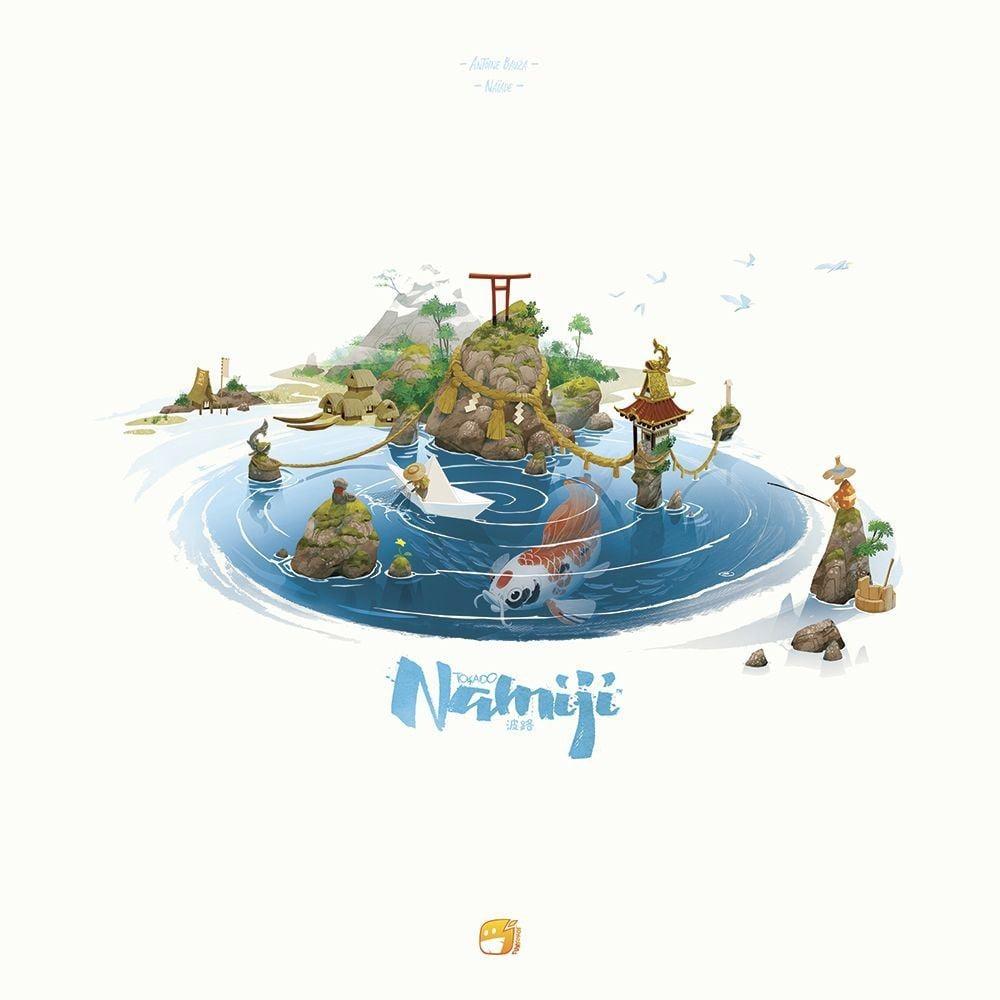 Namiji cover