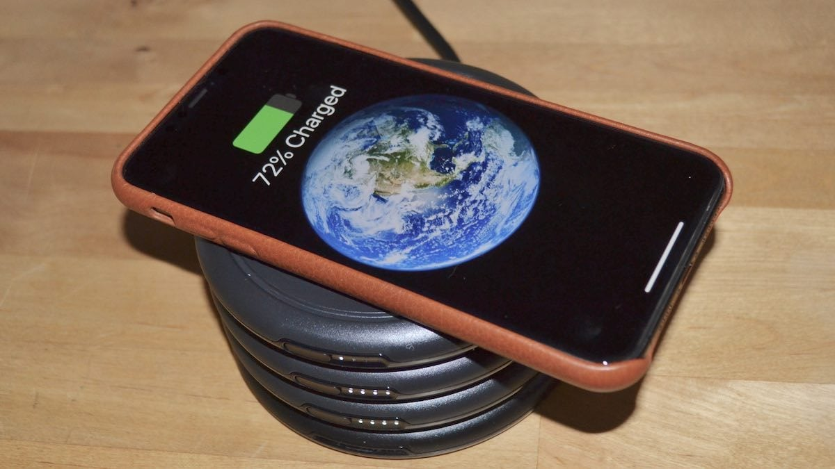 OtterSpot Wireless Charging System review