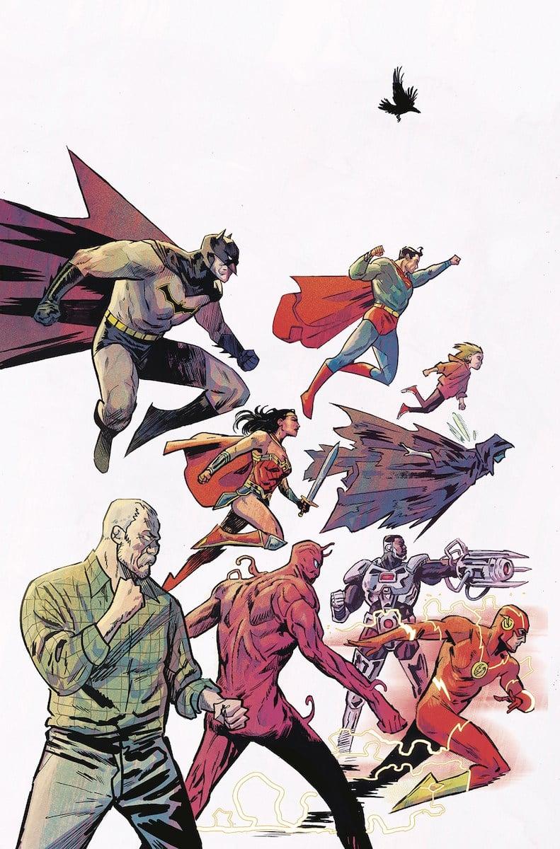 Black Hammer/Justice League #5
