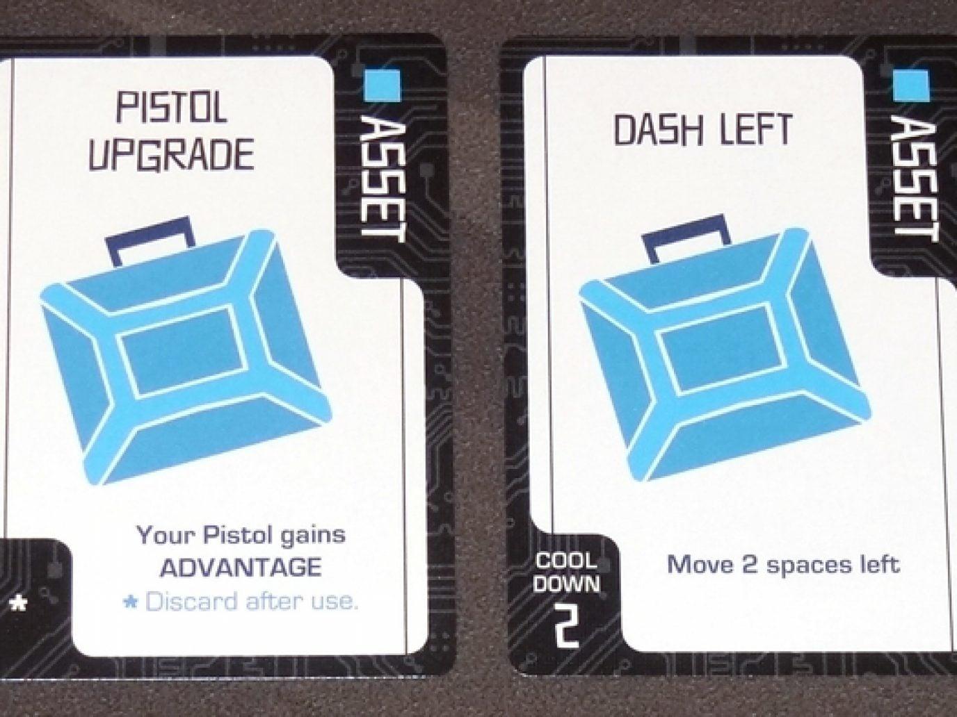 Slip Strike asset cards