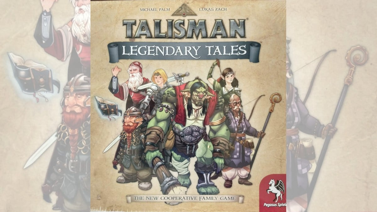 Talisman Legendart Tale