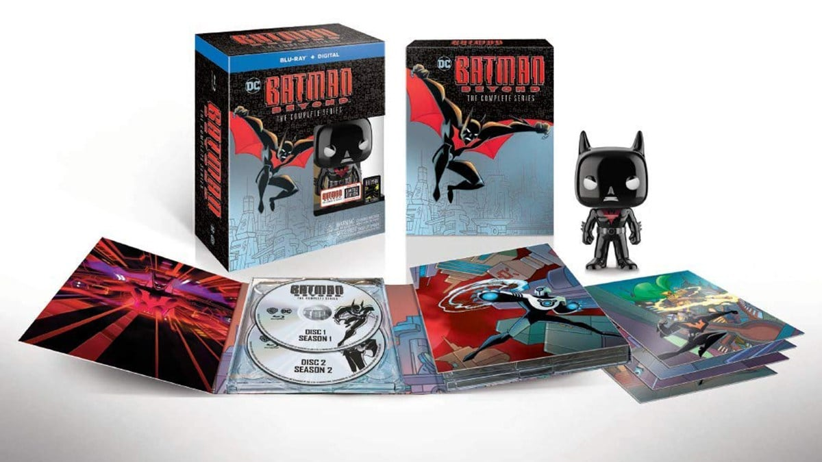 batman beyond complete series