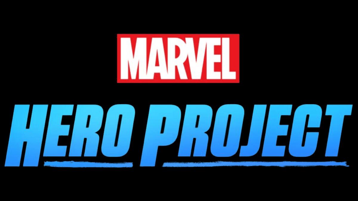 Marvel's Hero Project logo