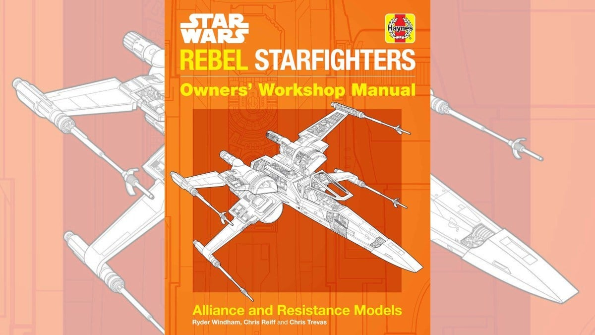 Rebel Starfighter