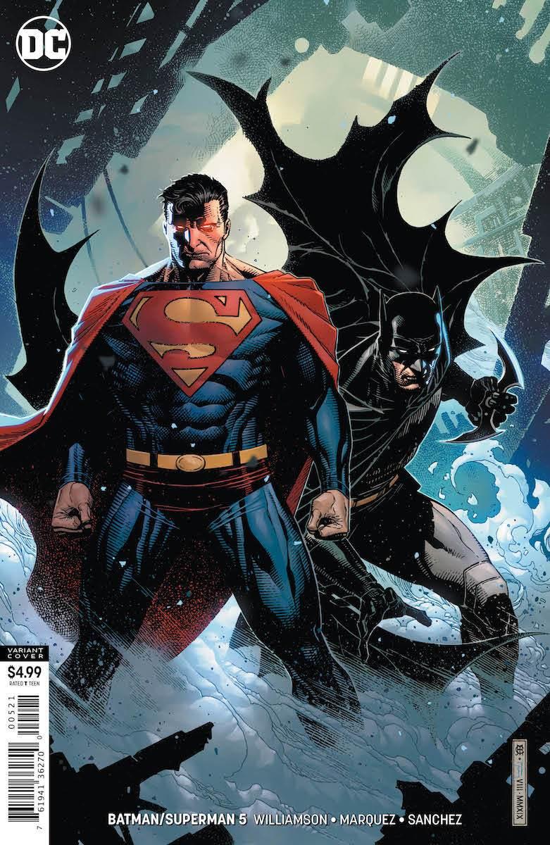 Batman/Superman #5
