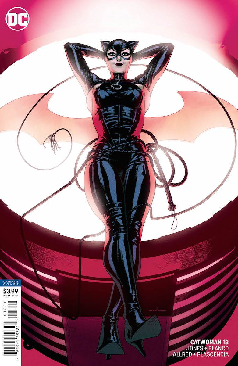 Catwoman #18