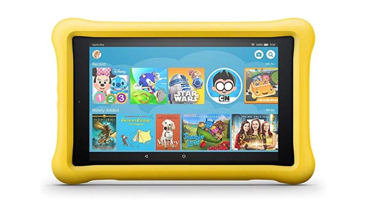 Geek Daily Deals 120519 kids fire tablet