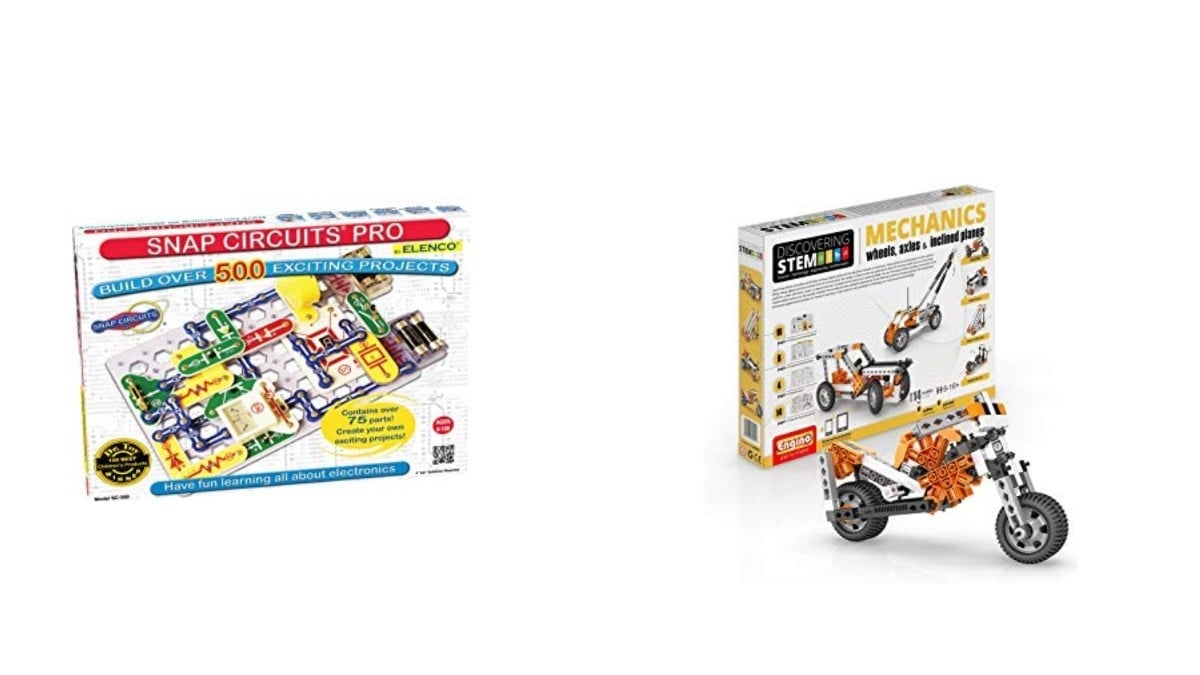 Geek Daily Deals 121119 stem kits
