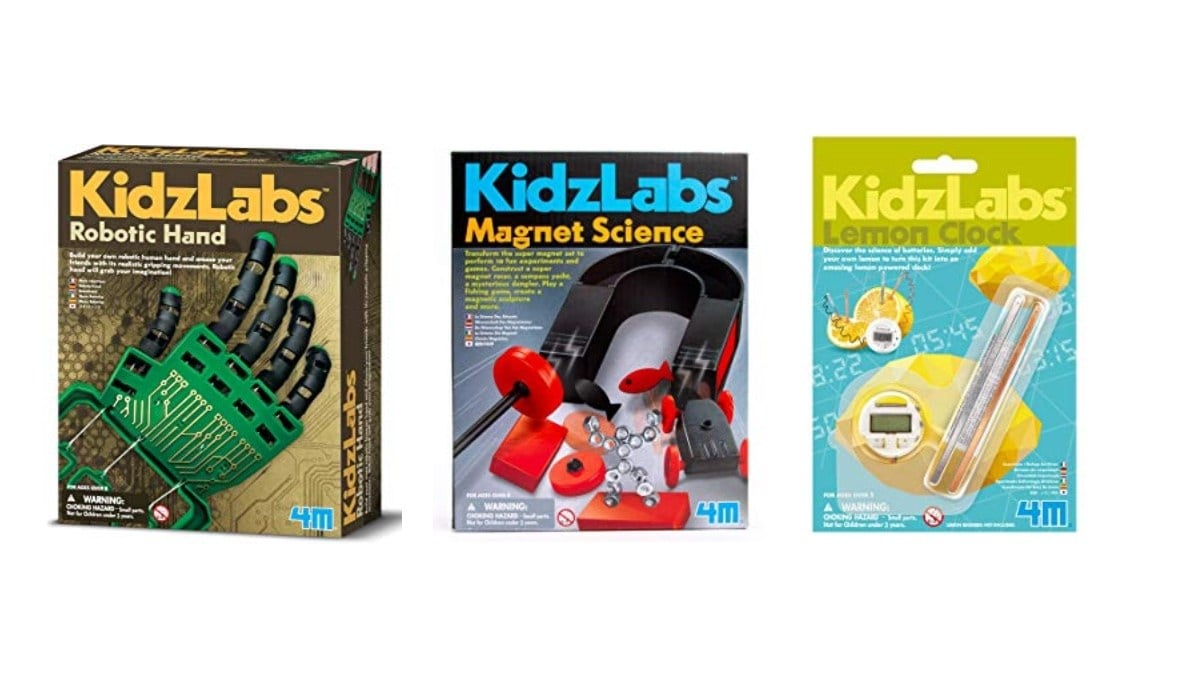 Geek Daily Deals 121519 stem kits