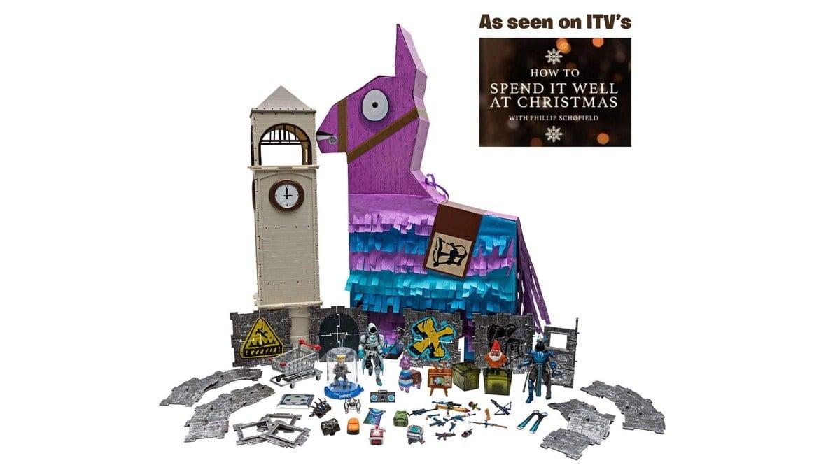 Geek Daily Deals 122019 fortnite llama toys