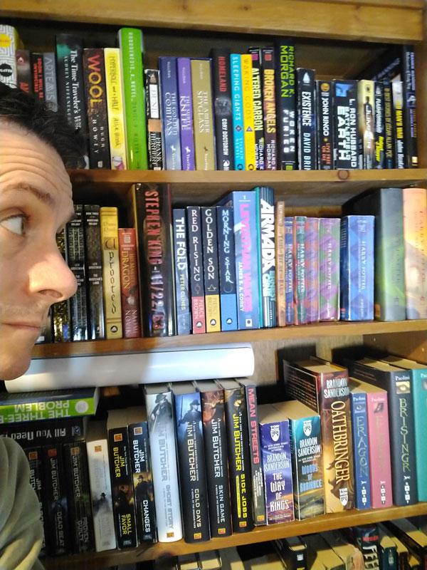 Greg Howley's Bookshelf