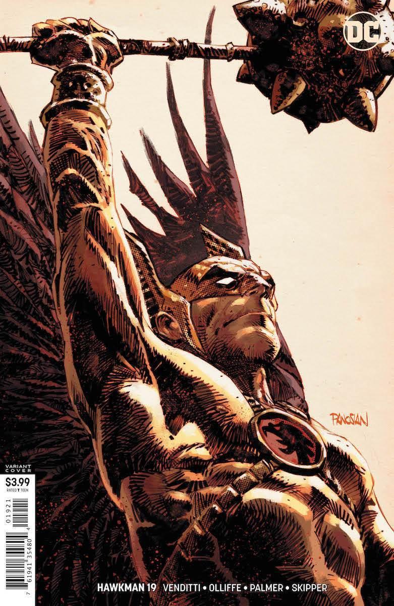 Hawkman #19