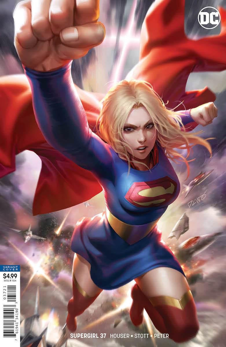 Supergirl #37